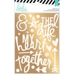 Gold Together - Wanderlust Foil Stickers