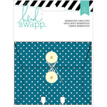 Memorydex Envelope Cards W/String Closure - Wanderlust - Heidi Swapp