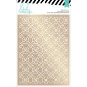 Geometric Foil Rub On Kit - Wanderlust - Heidi Swapp