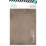 Printed Cotton Book Cover - Wanderlust - Heidi Swapp