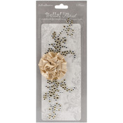 Gold - Bella! Bling & Fabric Trim Embellishments