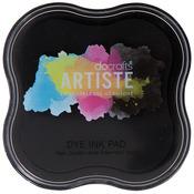 Black - Artiste Dye Ink Pad