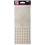 Gold - Anita's Glitterations Dots