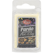 Yellow - PARDO Art Clay Translucent 56g