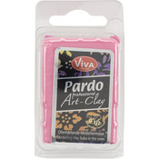 Red - PARDO Art Clay Translucent 56g