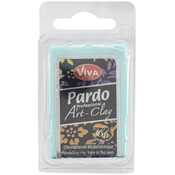Aqua - PARDO Art Clay Translucent 56g