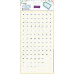 Midgy Handwriting - Roald Dahl Alphabet Stickers