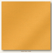 Golden Yellow Glimmer Cardstock - My Minds Eye