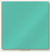 Tropical Surf Glimmer Cardstock - My Minds Eye