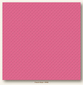 French Rose Mini Dots Cardstock - My Minds Eye