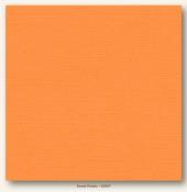 Sweet Potato Canvas Textured Cardstock - My Minds Eye