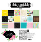 365 Collection Pack - Chickaniddy Crafts
