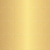 Gold Chevron Foil Paper - Cottage Living - Pebbles