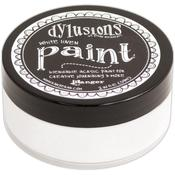 White Linen Dylusions Paint