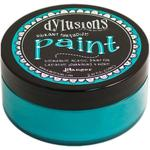 Vibrant Turquoise Dylusions Paint