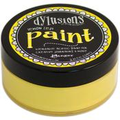 Lemon Zest Dylusions Paint