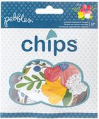Homegrown Ephemera Pack - Pebbles