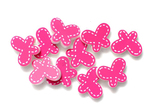 Pink Butterflies - Queen & Co