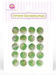 Green Ombre Goosebumps - Queen & Co