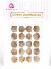 Orange Ombre Goosebumps - Queen & Co