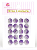 Purple Ombre Goosebumps - Queen & Co