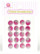 Pink Ombre Goosebumps - Queen & Co