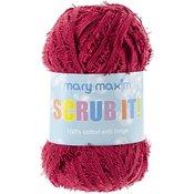 Cranberry - Scrub It Yarn
