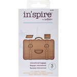International Luggage - Spellbinders Shapeabilities In'spire Die