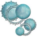 Triple Tear - Spellbinders Nestabilities Decorative Elements Dies
