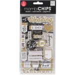 Our Wedding Chipboard Value Pack