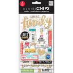 I Love My Family - Chipboard Value Pack