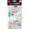 Chipboard Value Pack - Good Friends