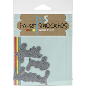 Religious Words - Paper Smooches Die