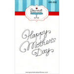 Happy Mother's Day - Gourmet Rubber Stamps Cling Stamps
