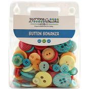Summertime - Button Bonanza .5lb Assorted Buttons