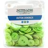Spring Green - Button Bonanza .5lb Assorted Buttons