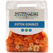 Tangerine - Button Bonanza .5lb Assorted Buttons