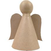 Angel - Paper-Mache Figurine