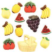 Fruit Basket - Button Theme Pack