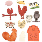 Barn Buddies - Button Theme Pack