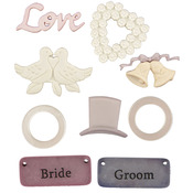Bride & Groom - Button Theme Pack