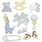 Baby Boy - Button Theme Pack