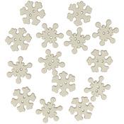 Snowflakes - Button Theme Pack