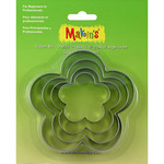 Flower - Makin's Clay Cutters 4/Pkg