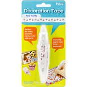 Paw Prints - Decoration Stamp Roller