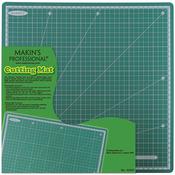 """Large - Makin's Clay Cutting Mat 13.78""""X13.78"""""""
