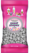 Sweet Shapes (TM) Candies  12oz - Shimmer (TM) Silver Stars