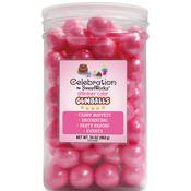 Shimmer (TM) Bright Pink - Gumballs Jar 34oz