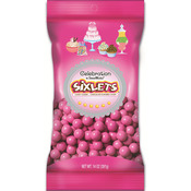 Sixlets (R) Candy  14oz - Hot Pink