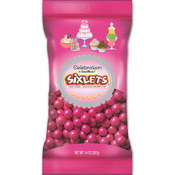 Sixlets (R) Candy  14oz - Shimmer (TM) Bright Pink